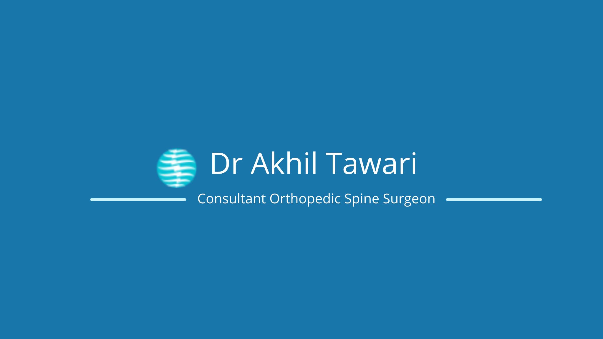 Dr. Akhil Tawari